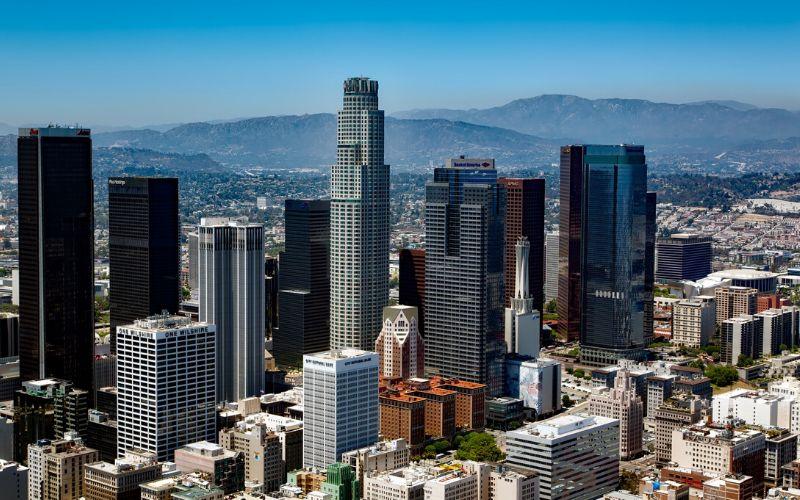 business in California